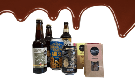 Beer and Chocolate Tasting with CAMRA
