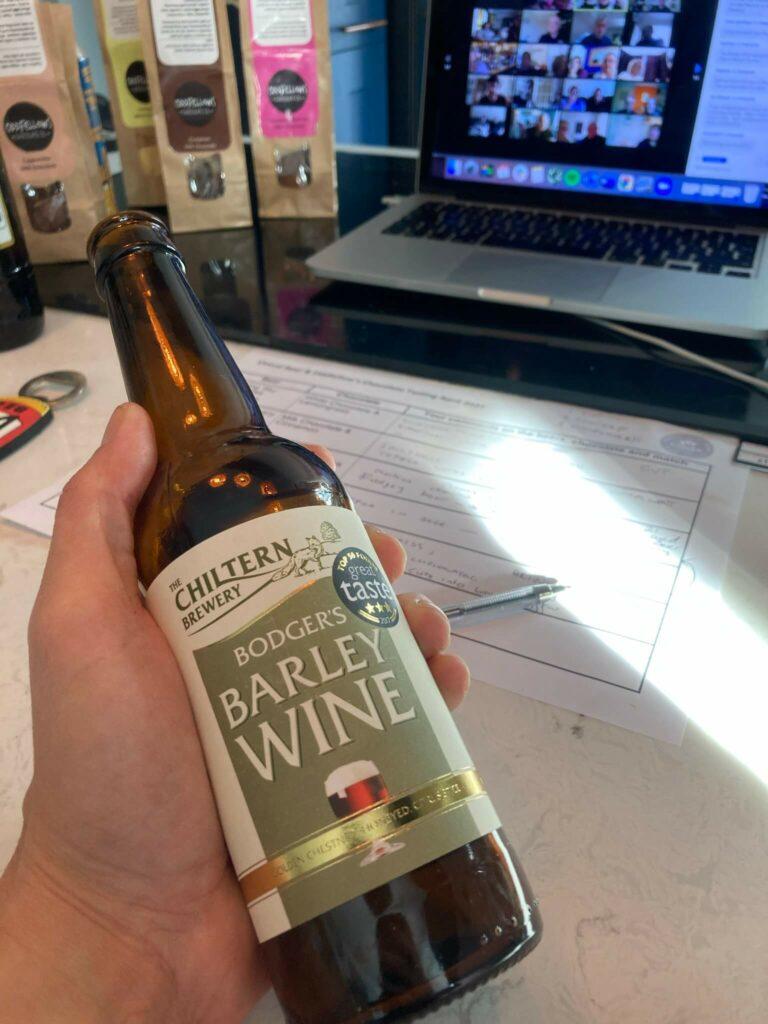 Bodger's Barley Wine