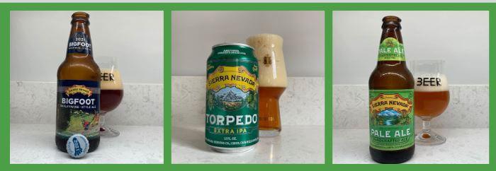 Sierra Nevada's Classic Beers