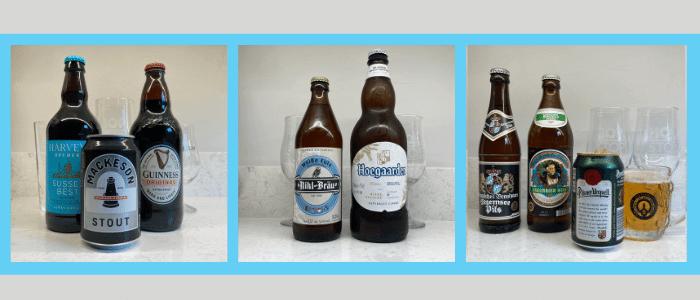 Beer School: Tasting Beer Styles