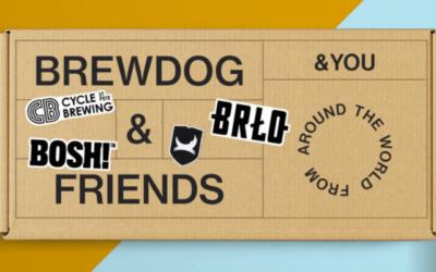 Brewdog & Friends Sustainable Beer Club Review