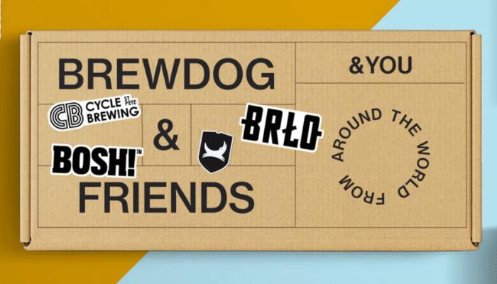 Brewdog and Friends