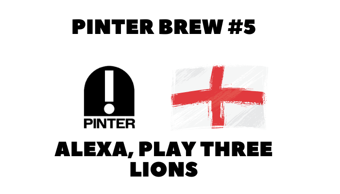 Alexa Play Three Lions