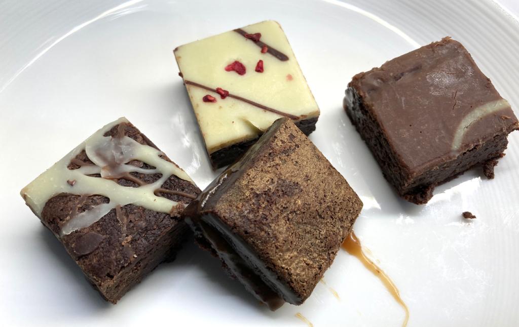 Brownies Delivered