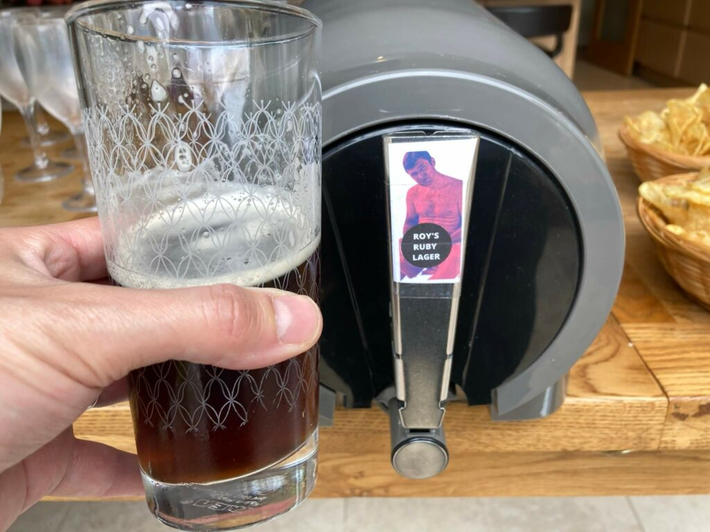 Roy's Ruby Lager
