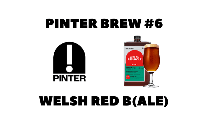 Welsh Red Bale - Pinter