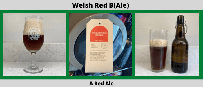 Pinter - Welsh Red B(Ale)